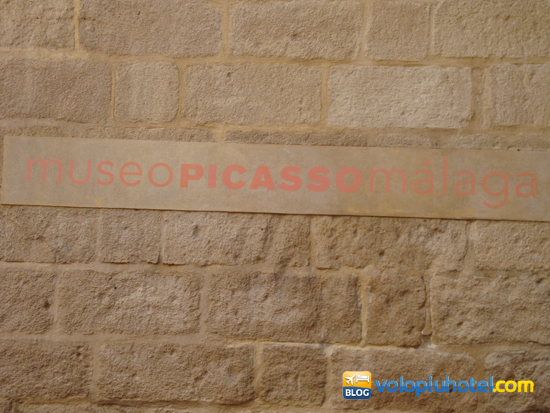 Museo di Picasso entrata