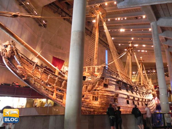 Musei di Stoccolma - Museo Vasa