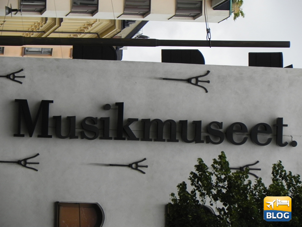 Musikmuseet di Stoccolma