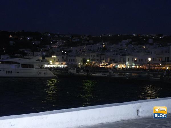 Le notti di Mykonos