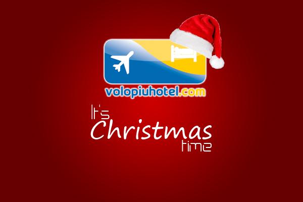Buon Natale da Volopiuhotel.com