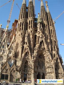 Sagrata Familia a Barcellona