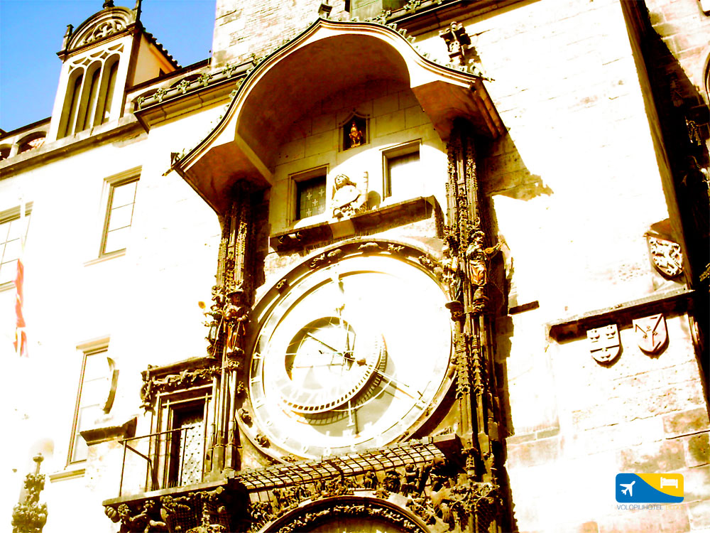 Orologio Astronomico di Praga - Un giorno a Praga