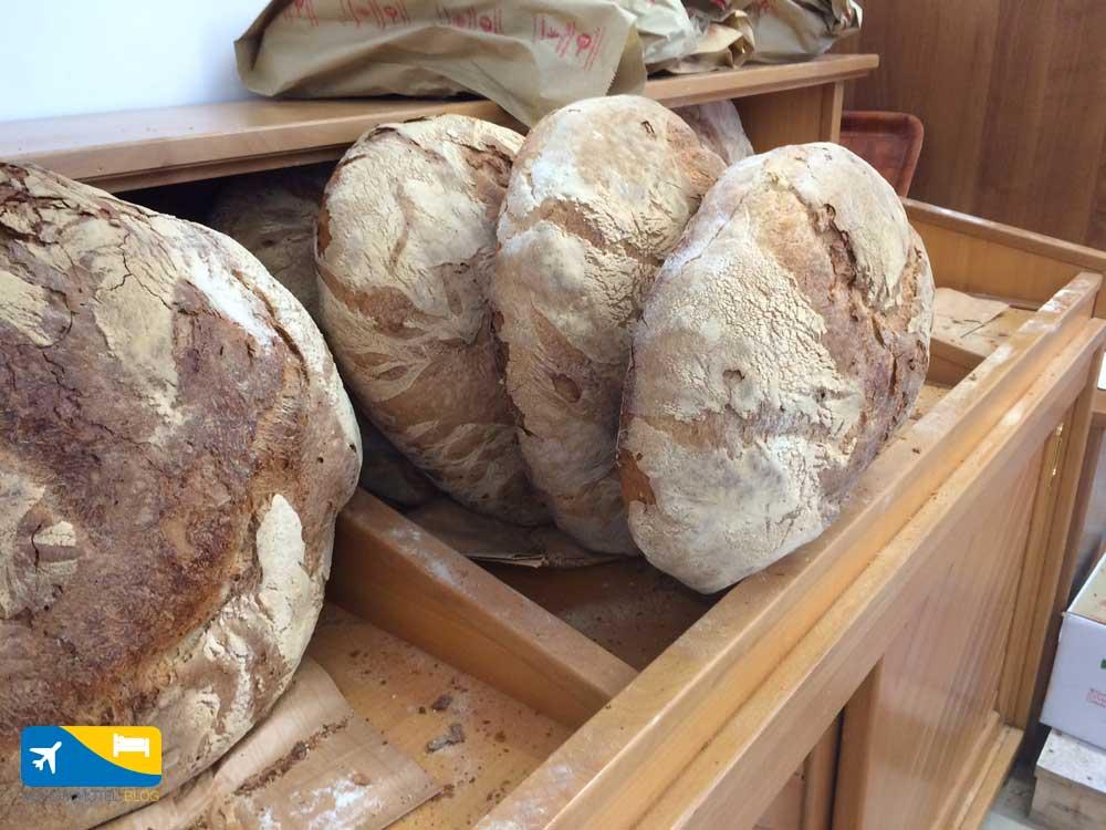 il pane tipico di Peschici