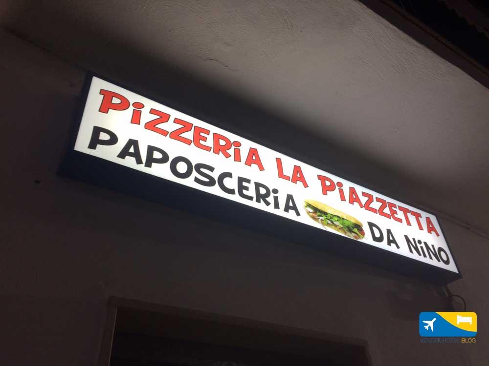 Paposceria da Nino a Peschici