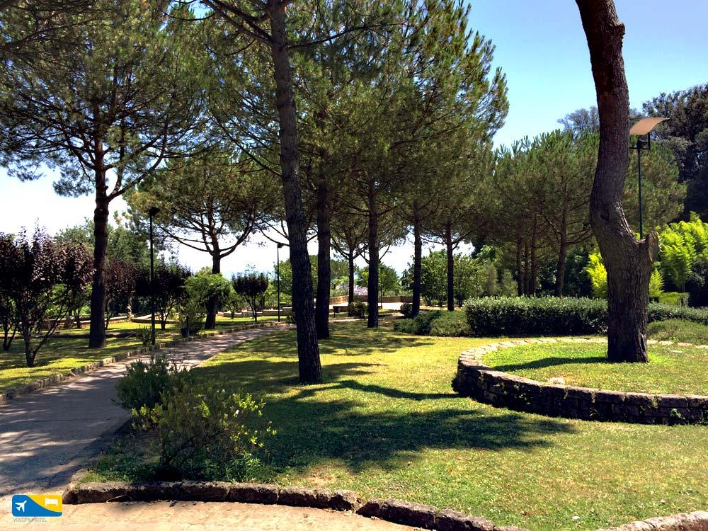 Interno del Parco