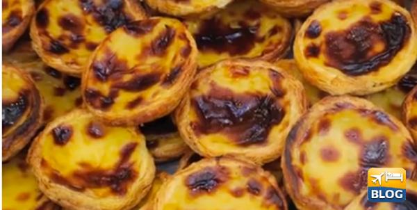 Pastel de Nata a Lisbona