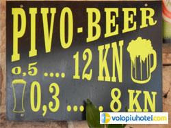 Birra a Supetar
