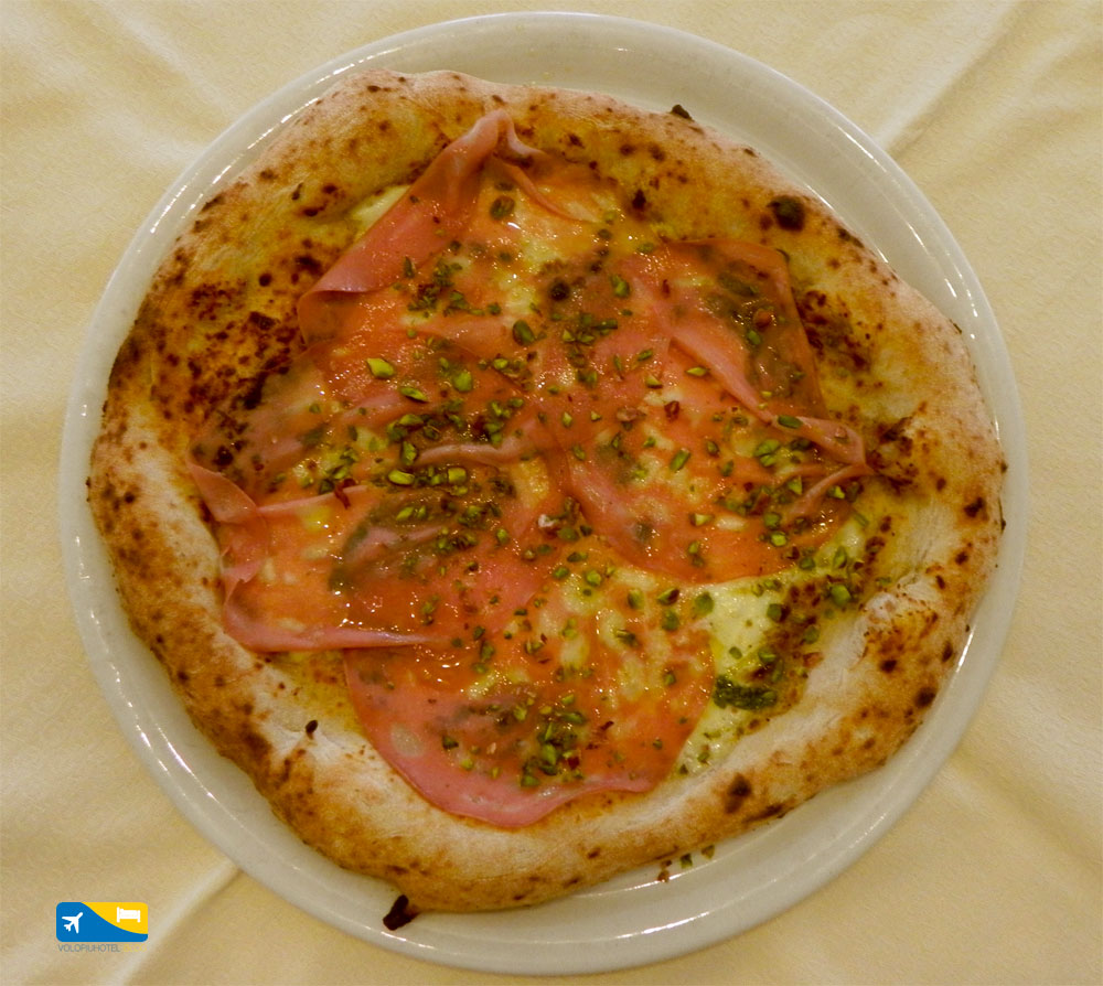 Pizza Bronte alla Lanternina