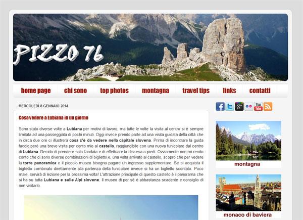 Pizzo 76 Blog