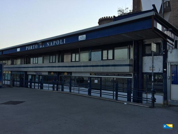 Molo Beverello Napoli