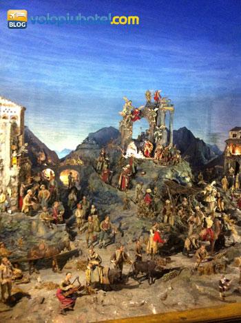 Il presepe di Santa Chiara