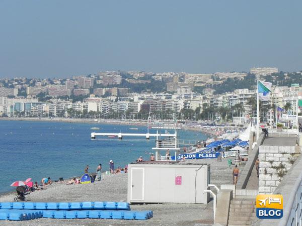 Il mare di Nizza