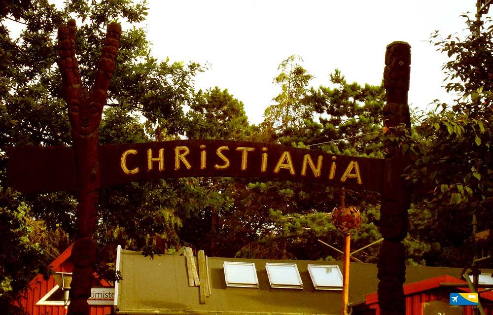 Christiania a Copenaghen