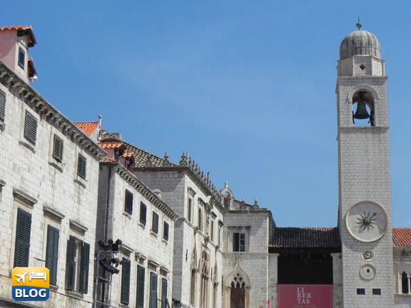 La città di Dubrovnik