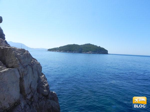 L'isola di Lokrum