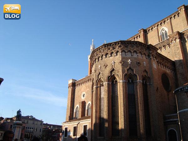 Basilica dei Santi Giovanni e Paolo a Venezai
