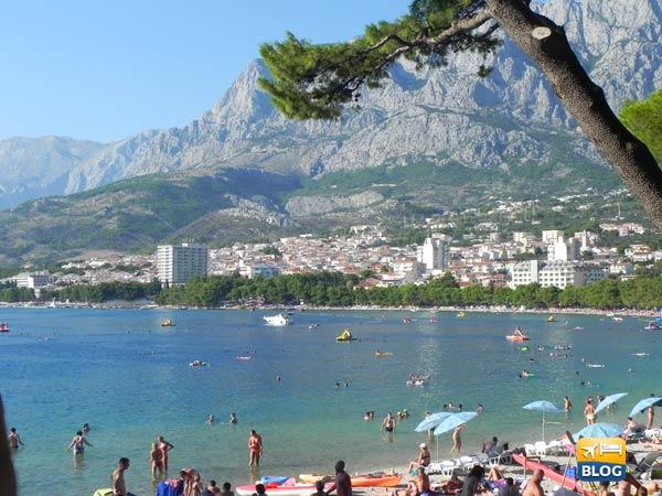 Spiaggia di Makarska