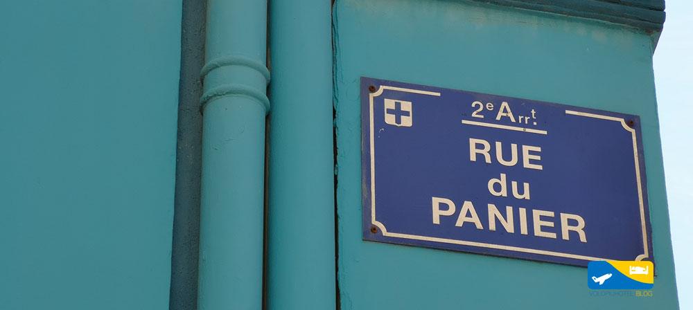 Rue du Panier Marsiglia