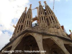 Altro particolare della Sagrada Familia
