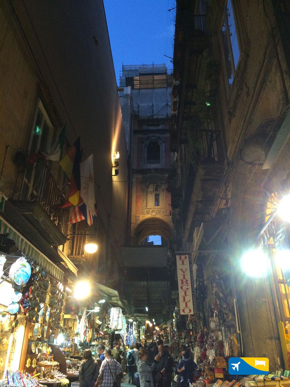 I mercatini di Natale a Napoli - San Gregorio Armeno