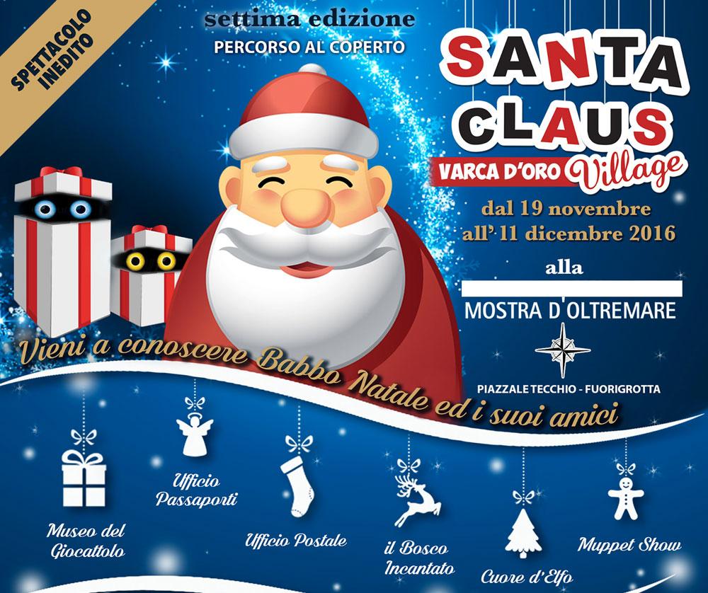 Santa Claus Varcadoro Village