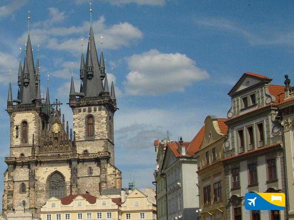 Chiesa Santa Maria di Tyn a Praga