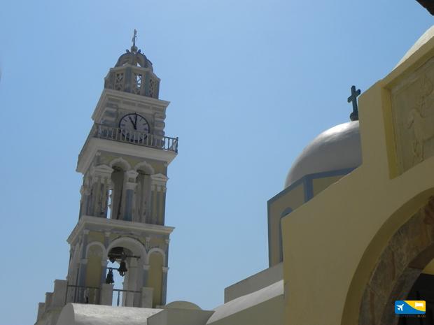 Chiesa di Santorini