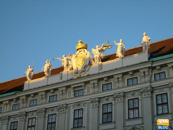 Facciata Schonbrunn