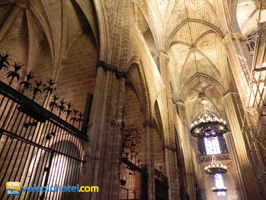 Volte della Cattredale Seu di Barcellona