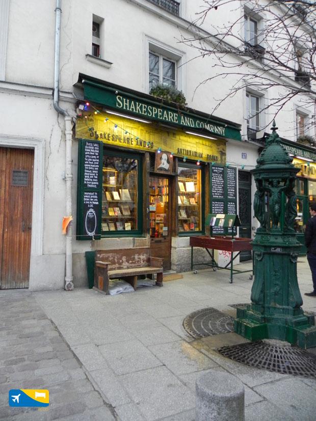 Angolo della libreria