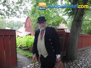 Dottore a Skansen