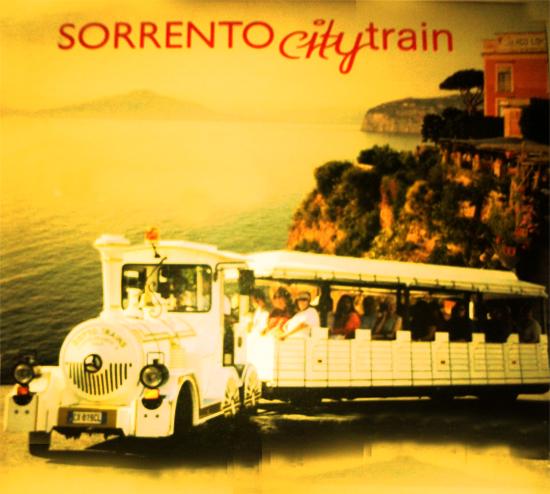 Sorrento City Train