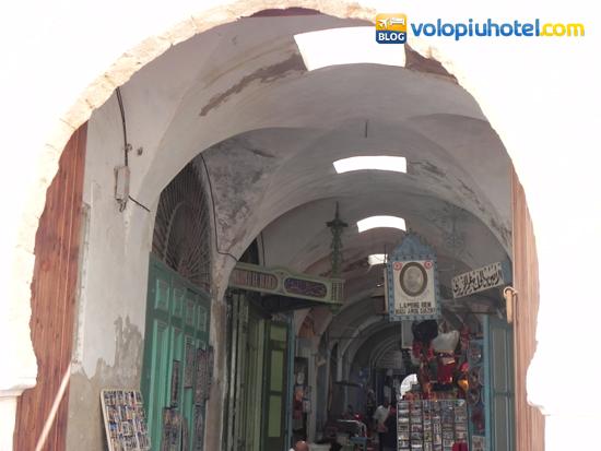 Il Souk della Medina a Tunisi