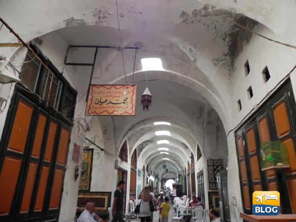 Il Souk della Medina di Tunisi