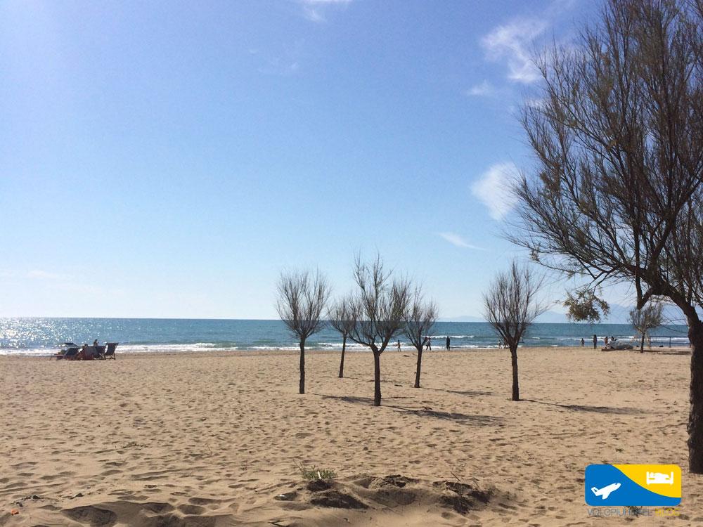 Spiaggia di Paestum - Capaccio