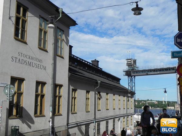 Stads Museum di Stoccolma