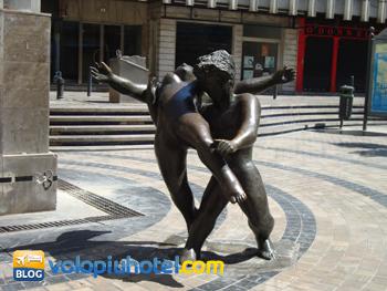 Rapto de Sabina a Malaga