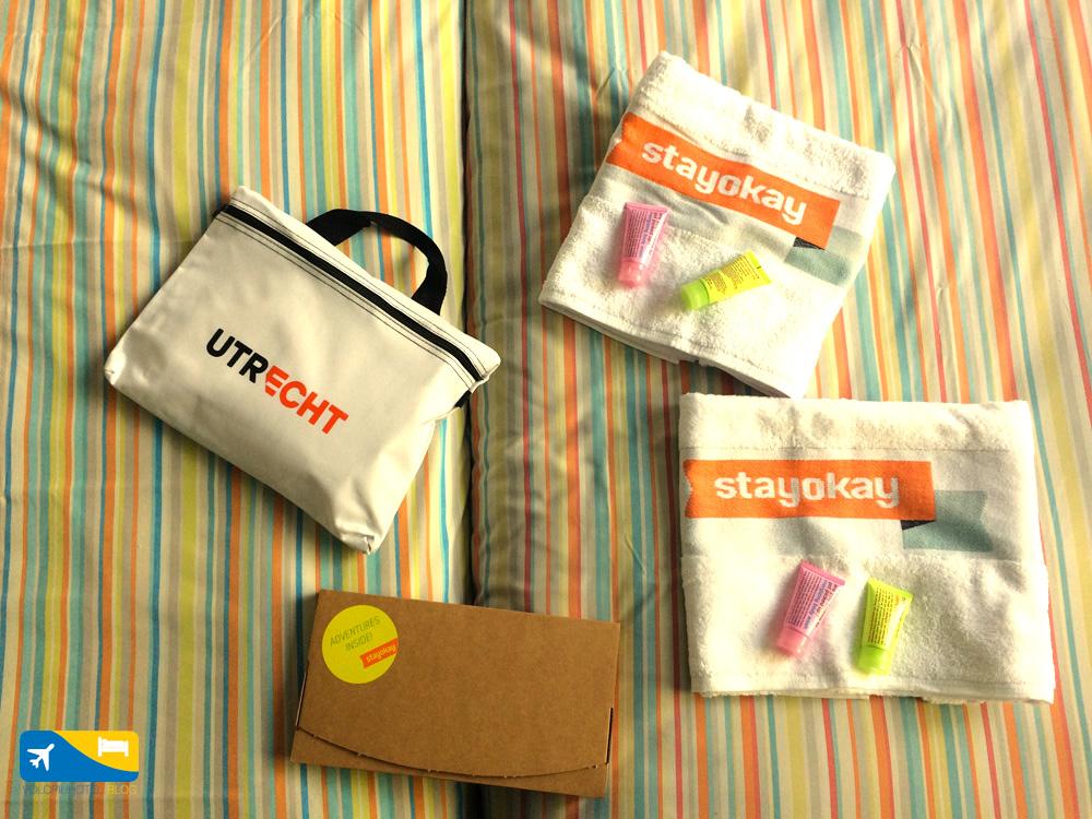 Stayokay Utrecht welcome