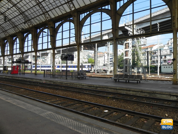 Stazione ferroviaria di Nizza