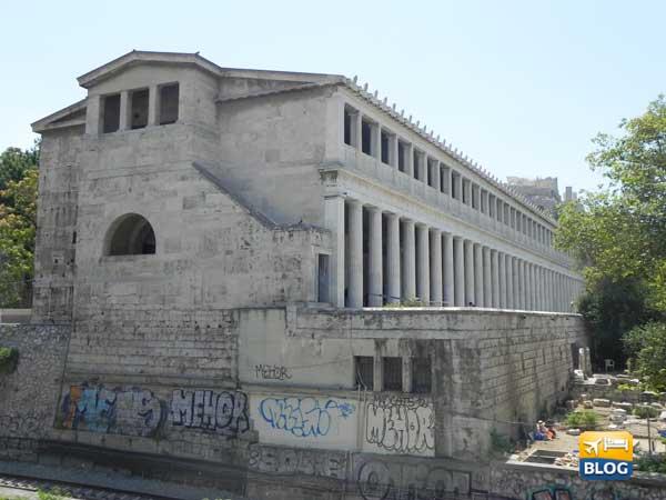 Stoà di Attalo ad Atene