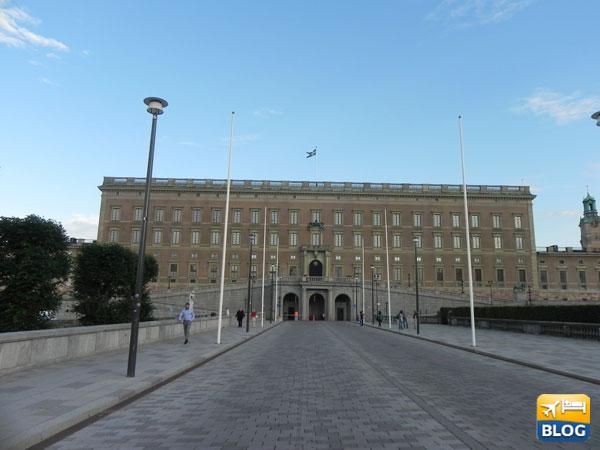Palazzo Reale a Stoccolma