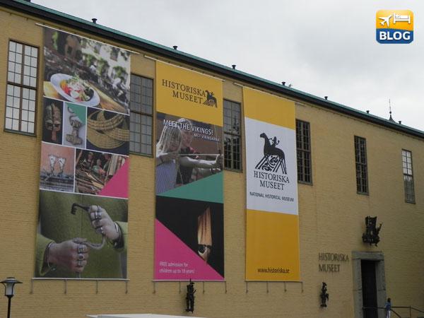 Historiska Museet a Stoccolma