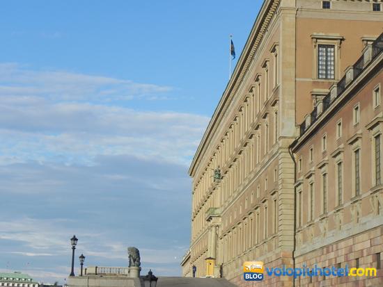 Il Palazzo Reale di Stoccolma