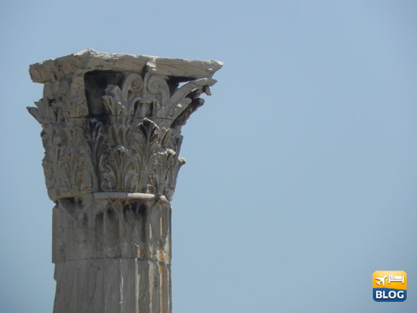 I Capitelli Corinzi del tempio di Zeus Olimpio