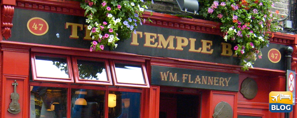 Temple Bar Pub a Temple Bar