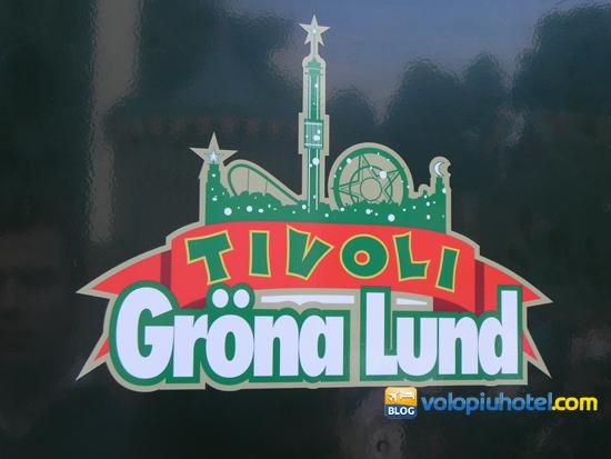 Logo del Tivoli Grona Lund