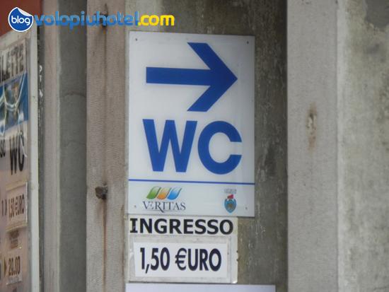 I bagni più cari d\'Europa Venezia ha il primato | Volopiuhotel Blog