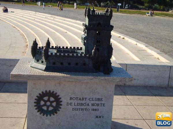 Torre di Belèm del Rotary Club