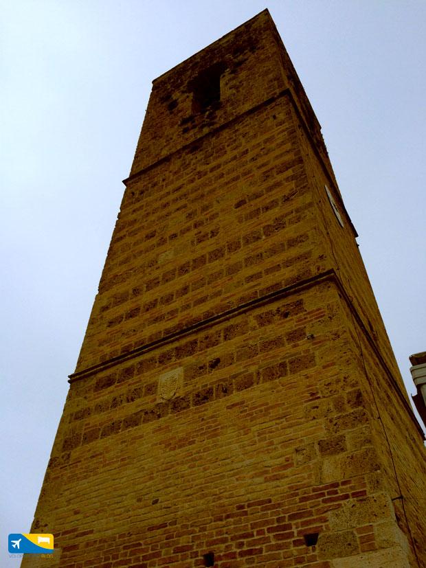torre del Melatino a Nocella